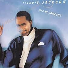 FREDDIE JACKSON「ROCK ME TONIGHT」
