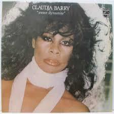 CLAUDJA BARRY「LOVE FOR THE SAKE OF LOVE」