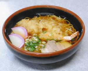 柳ケ瀬で愛され続ける味「天ぷら中華」起源には諸説あり