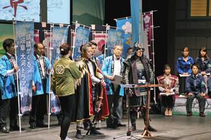 岐阜県内イベントに影響も/麒麟がくる大河ドラマ、初回放送日延期