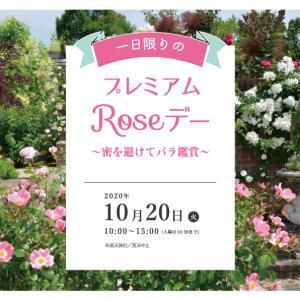 可児市/プレミアムRoseデー・花フェスタ記念公園