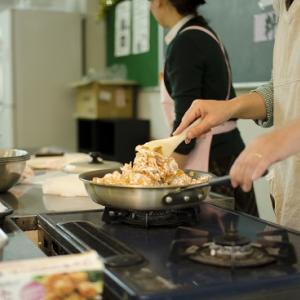 米粉でたこやき!? 9/29(金) 京田辺市でアレルギー勉強会のお料理教室が開催されます。