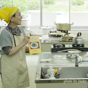 お料理教室「よもぎだんご」を作ろうに参加しました。