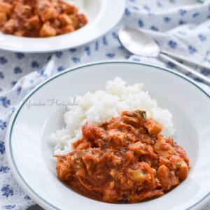 【非常時&節約レシピ】15分で完成!乾物と缶詰めで作る時短カレー