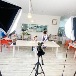 【撮影のお仕事】料理を通じてできる栄養士の仕事