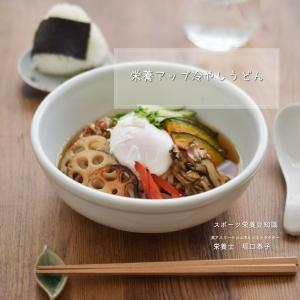 【栄養豆知識】食の意識〜麺類の食べかた〜