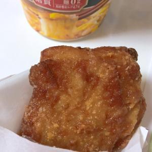 竜田の揚げ鶏を食べました! #セブンイレブン #揚げ鶏