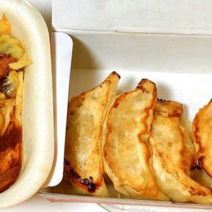 餃子の王将の回鍋肉と餃子をお持ち帰り♪私はスンドゥブスープとチーズ♪