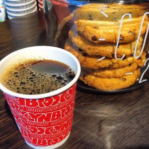 北浜 カフェ ブルックリンの珈琲が大好きです♪