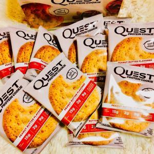 マイベストプロテインクッキー(^^♪ Quest Nutrition, プロテインクッキー