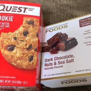 私のイチオシの低糖質プロテインクッキー Quest Nutrition, 1食置き換えダイエット