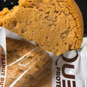 プロテインクッキーの中で一番美味しい!Questプロテインクッキー!!ピーナッツバター味♪