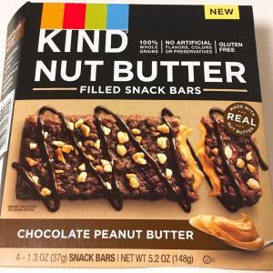KIND Bars, ナッツバター入りスナックバー、チョコレート ピーナッツバター