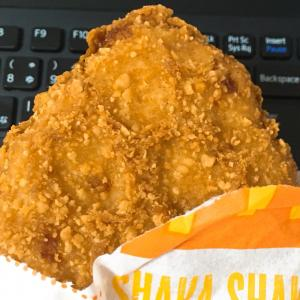 マクドナルドのシャカチキ(チェダーチーズ) #フライドチキン #シャカチキ