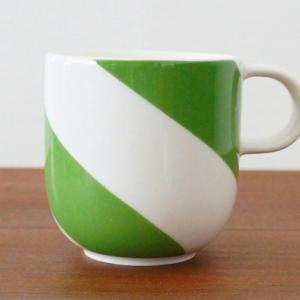 アーリッカのストライプデザインが可愛い「マグカップ」入荷