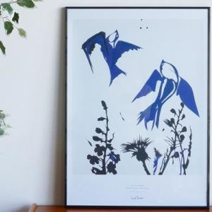 北欧ポスター『STILLBEN PRINT COLLECTION』BIRDS|予約承っております。
