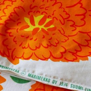 marimekko(マリメッコ)の廃盤ヴィンテージ生地 PRIMAVERA(プリマヴェーラ)
