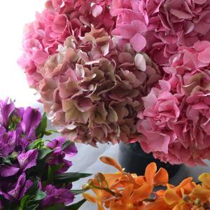 オーダーのお花♪