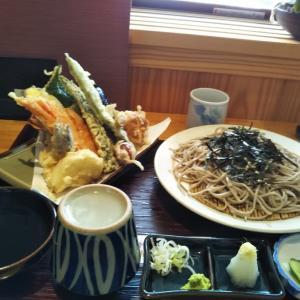 やぶそば 天ぷらがすごい