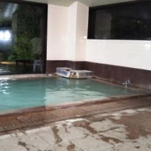 今日は、福島で風呂