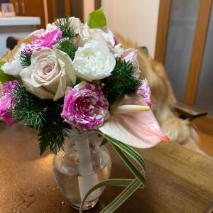 お花のプレゼント
