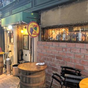名古屋ワイン飲み歩き783:バルバラッカ (BarBarraca)