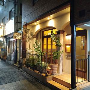 名古屋ワイン飲み歩き873:ブォンユミヤッチョ