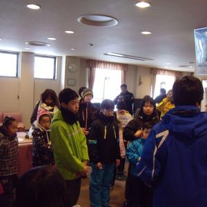 吉川地区親子スキー教室