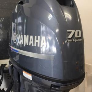 【中古船外機】ヤマハF70AETL