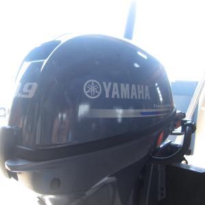 【中古船外機】ヤマハF9.9JMHL