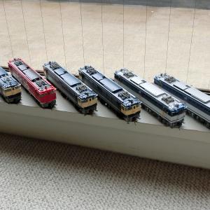 EF65-1000コレクション