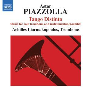 Achilles Liarmakopoulos:Tango Tanti