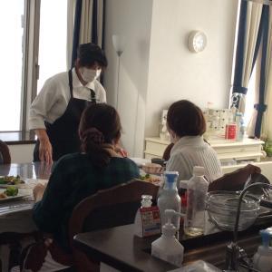 【心斎橋】お友達同士で食育インストタクター受講!