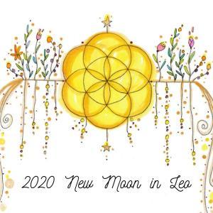 獅子座新月♡クリエイションで未来を創る。