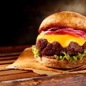ハンバーガーを自宅で Rewe