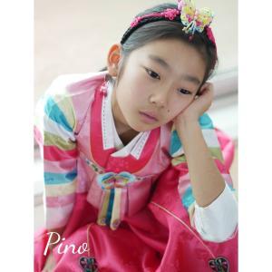 韓国で我が子のポートレート撮影!スタジオいらずがうれしい♡