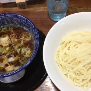 長尾中華そば@淡路町 スープが全然薄まらない