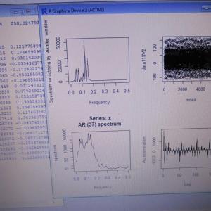 メガヘルツの超音波発振制御プローブを利用した実験データ ultrasonic-labo