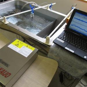 カイジョー 投込振動子型超音波洗浄機 200G