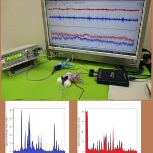 超音波発振による相互作用を考慮した「超音波制御技術」