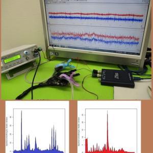 オリジナル超音波プローブの「発振・制御」技術 ultrasonic-labo