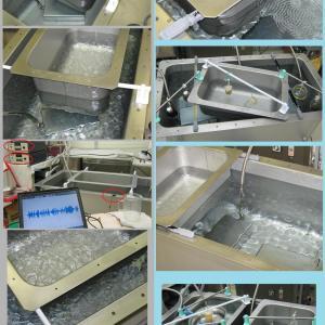 超音波による金属・樹脂の表面改質技術