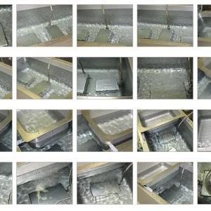 <間接容器><専用水槽><液循環>と超音波no.5