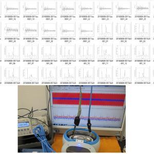 超音波洗浄器:42kHz(Ultrasound System)