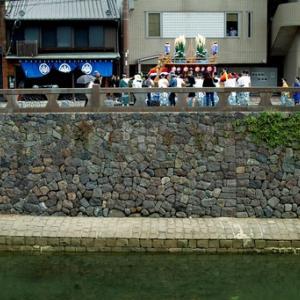 ばってん長崎くんちの中日・・・長崎さるくの十人町