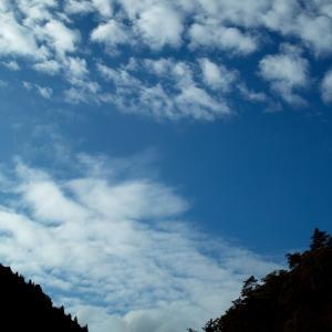 上開田里山まつり・・・奥山渓谷定点スポット