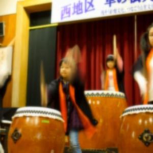 朽木西小学校「草の根文化の集い!」・・・定点、小入谷林道からの紅葉
