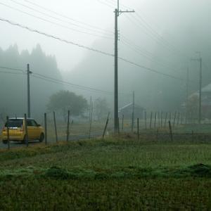 おっきん!「遠敷・針畑地域研修交流会」・・・おにゅう峠からの展望