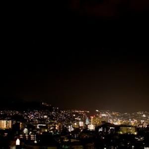 長崎市青山町・・・茂木通い、アラ煮定食と茂木ネコ