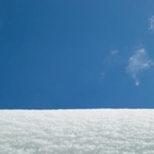 雪放り・飛ばしと氷柱・・・キャンプでお正月!